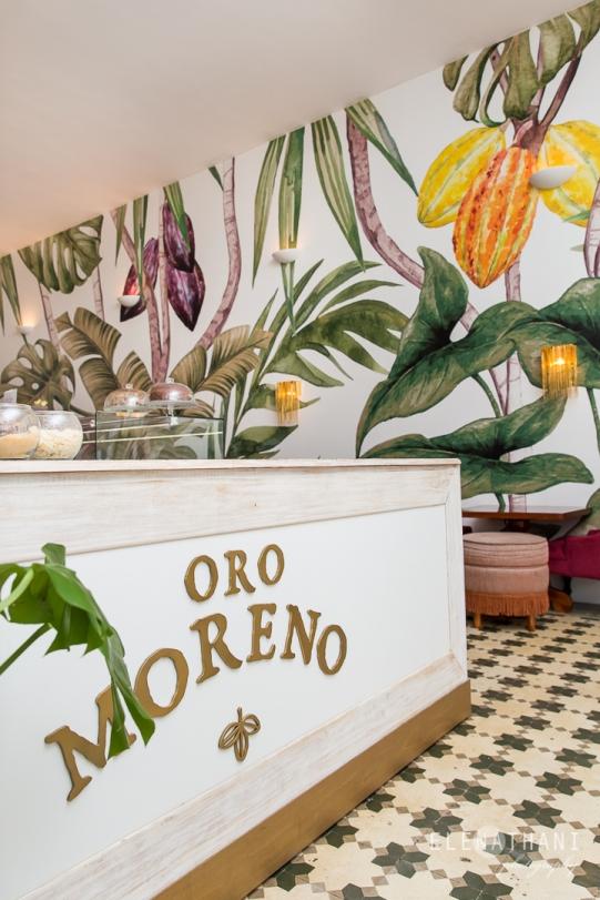 Oro Moreno, Arq. Sara Battelli and Partners